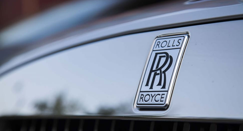 logo Roll-Royce