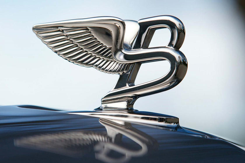 "Logo Bentley ""Flying B"""