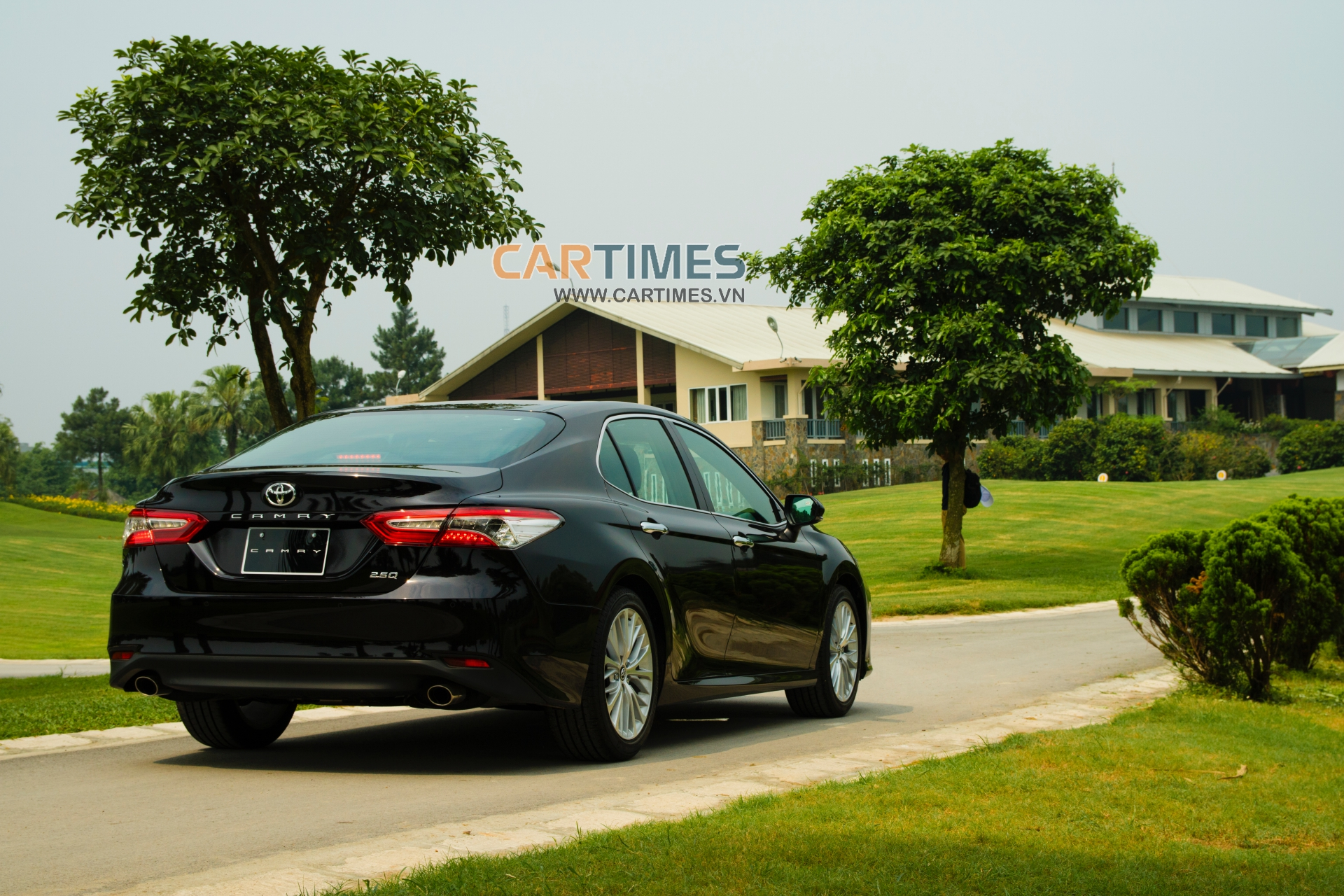 Xe Toyota Camry 2019
