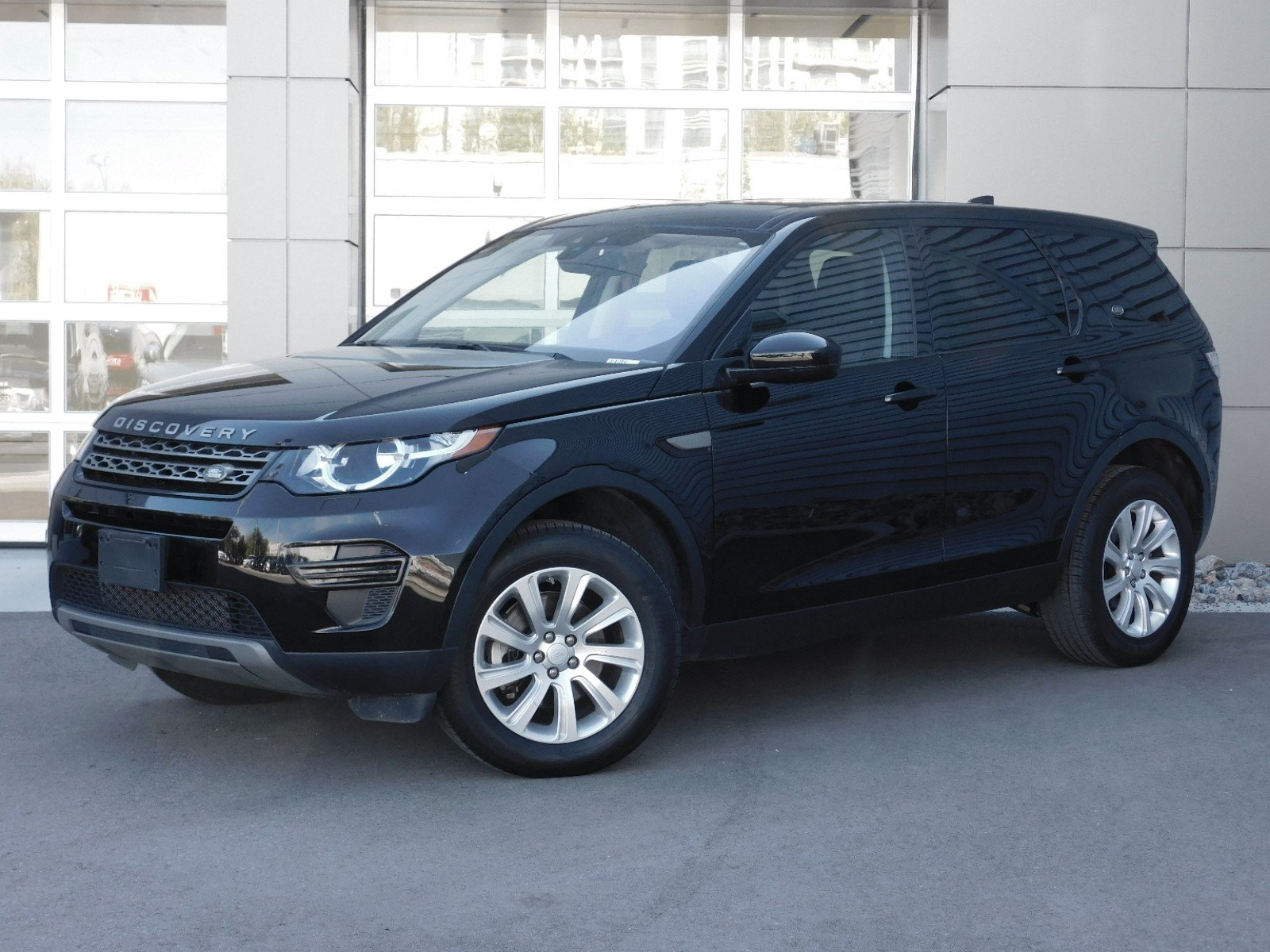 Xe Land Rover Discovery Sport SE